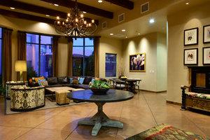 Lobby - Lodge on the Desert Tucson