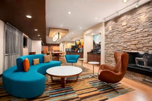 Lobby - Fairfield Inn by Marriott Mendota Heights