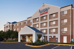 Exterior view - Fairfield Inn by Marriott Bloomington