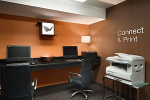 Conference Area - Fairfield Inn by Marriott Bloomington