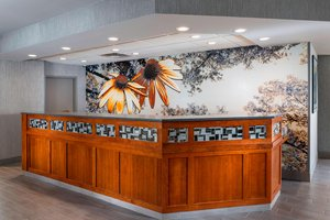 Lobby - Residence Inn by Marriott Bloomington