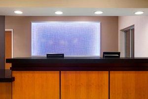 Lobby - Fairfield Inn by Marriott Roseville