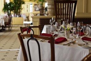 Restaurant - Marriott Hotel Convention Center New Orleans