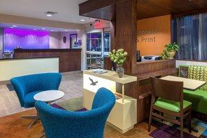 Lobby - Fairfield Inn by Marriott Jacksonville