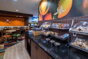 Restaurant - Fairfield Inn by Marriott Jacksonville