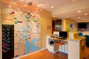 Map - TownePlace Suites by Marriott Jacksonville