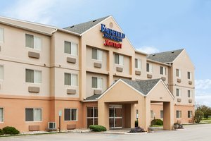 Exterior view - Fairfield Inn by Marriott Council Bluffs