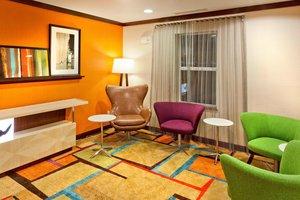 Lobby - Fairfield Inn & Suites by Marriott San Bernardino