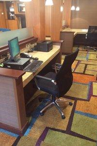 Conference Area - Fairfield Inn & Suites by Marriott San Bernardino