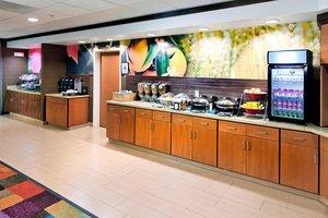 Restaurant - Fairfield Inn & Suites by Marriott San Bernardino