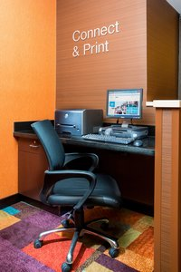 Conference Area - Fairfield Inn & Suites by Marriott Oshkosh