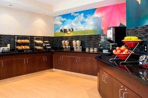 Restaurant - Fairfield Inn & Suites by Marriott Oshkosh