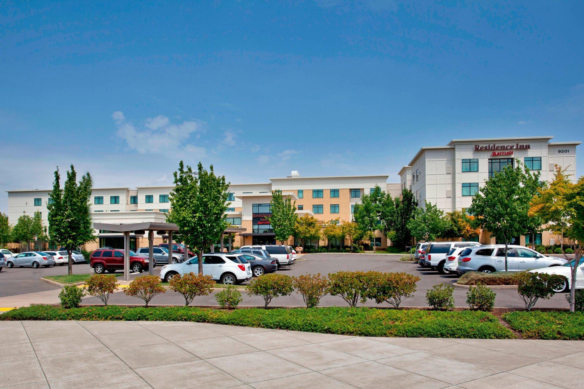 Residence Inn by Marriott Portland Airport at Cascade Station