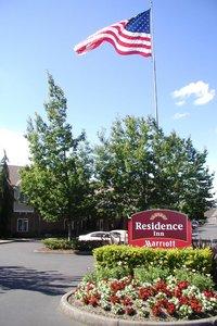 Exterior view - Residence Inn by Marriott Hillsboro