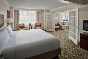 Suite - Marriott Philadelphia Airport Hotel Philadelphia