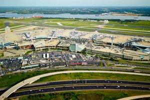 Exterior view - Marriott Philadelphia Airport Hotel Philadelphia