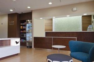 Lobby - Fairfield Inn by Marriott Airport Philadelphia