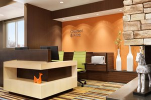 Conference Area - Fairfield Inn by Marriott King of Prussia