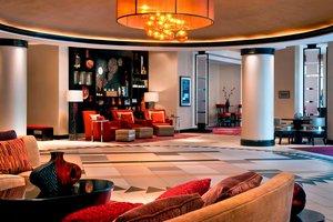 Lobby - Marriott Hotel West Conshohocken