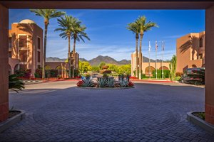 Exterior view - Marriott Hotel McDowell Mountain Scottsdale