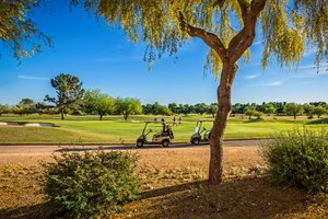 Golf - Marriott Hotel McDowell Mountain Scottsdale