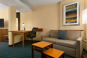Suite - Fairfield Inn & Suites by Marriott Weirton