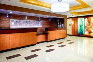 Lobby - Fairfield Inn & Suites by Marriott Neville Island Pittsburgh