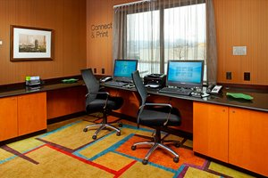 Conference Area - Fairfield Inn & Suites by Marriott Neville Island Pittsburgh