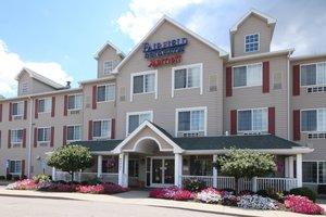 Exterior view - Fairfield Inn & Suites by Marriott St Clairsville