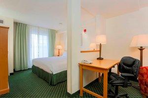 Suite - Fairfield Inn & Suites by Marriott St Clairsville