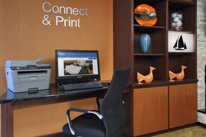 Conference Area - Fairfield Inn by Marriott Scarborough