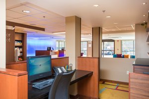 Conference Area - Fairfield Inn by Marriott Middleboro