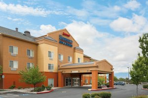 Exterior view - Fairfield Inn & Suites by Marriott Sparks