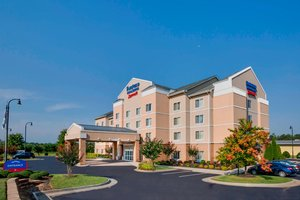 Exterior view - Fairfield Inn & Suites by Marriott I-85 South Hill