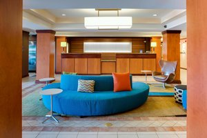 Lobby - Fairfield Inn & Suites by Marriott I-85 South Hill