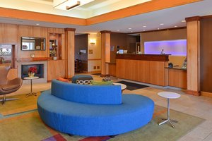 Lobby - Fairfield Inn & Suites by Marriott Elk Grove