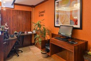 Conference Area - Fairfield Inn & Suites by Marriott Elk Grove