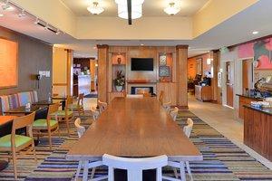 Restaurant - Fairfield Inn & Suites by Marriott Elk Grove