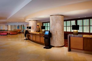 Lobby - Marriott Rivercenter Hotel San Antonio