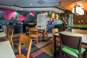 Restaurant - Fairfield Inn by Marriott I-95 South Savannah