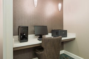 Conference Area - Residence Inn by Marriott Midtown Savannah