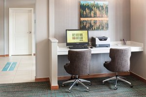 Conference Area - Residence Inn by Marriott Mishawaka
