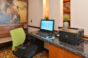Conference Area - Fairfield Inn by Marriott Steamboat Springs