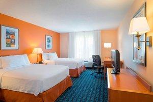 Room - Fairfield Inn & Suites by Marriott State College