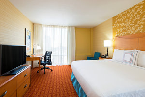 Room - Fairfield Inn by Marriott Downtown Louisville