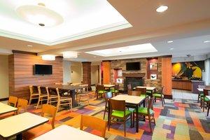 Restaurant - Fairfield Inn & Suites by Marriott State College