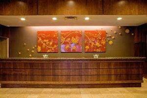 Lobby - Marriott Town Center Hotel Redmond