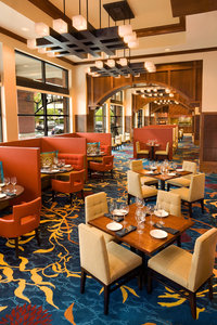 Restaurant - Marriott Town Center Hotel Redmond