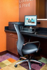 Conference Area - Fairfield Inn by Marriott Peru