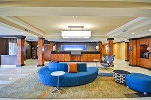 Lobby - Fairfield Inn & Suites by Marriott East Tampa
